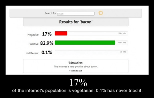 the internets funny bacon