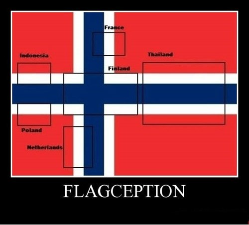 Inception,country,flags,funny