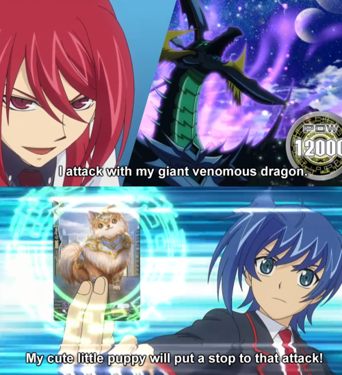 anime cardfight vanguard - 8399067392