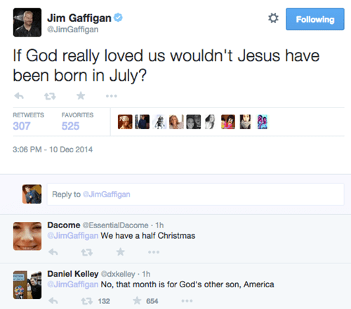 twitter,independence day,jim gaffigan,america