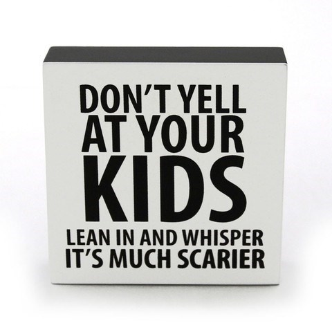 scary kids whisper yelling parenting g rated