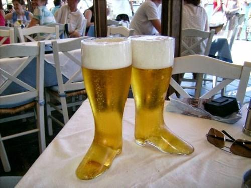 dancing beer drunk boots funny - 8399330560