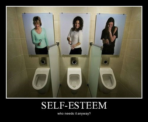 self esteem funny no no tubes small