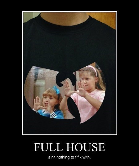 full house funny Wu-Tang Clan - 8399428096