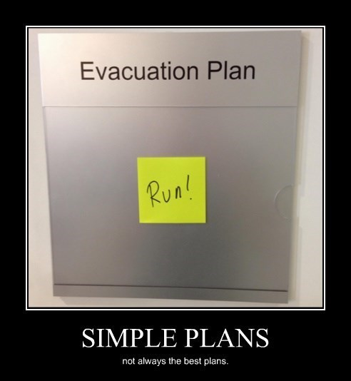 panic,funny,simple plans