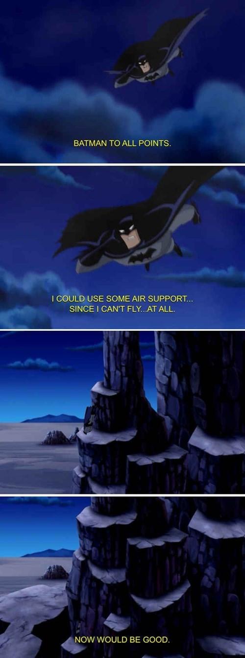 Saturday Morning Cartoons DC batman - 8399636736