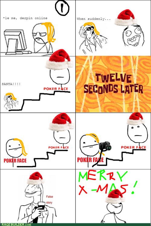 christmas santa false story