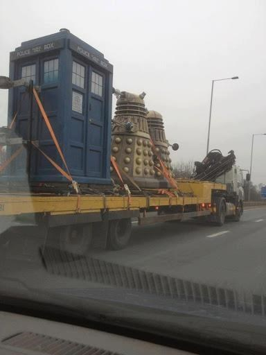 daleks doctor who special delivery g rated win