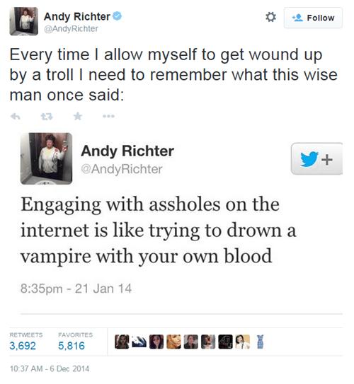 twitter andy richter wisdom trolling failbook g rated - 8399717632