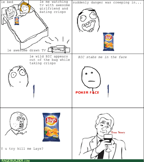 chips crisps pen - 8400061184