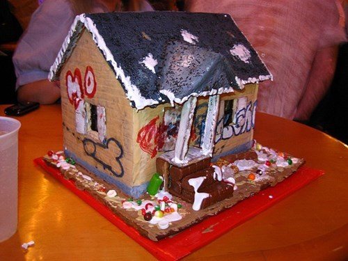 christmas gingerbread house - 8400296960