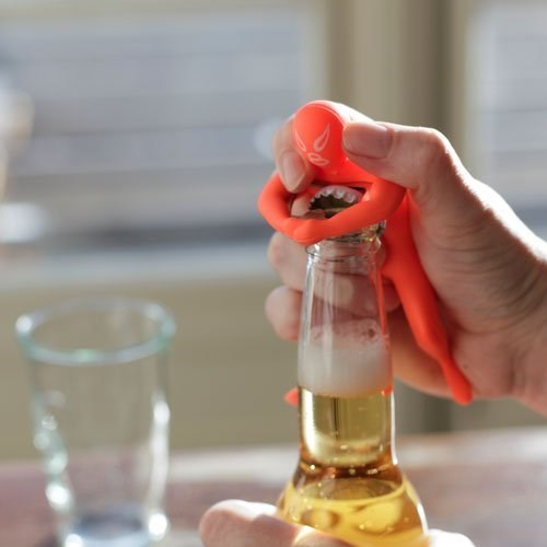 beer bottle opener funny wrestling - 8400440320