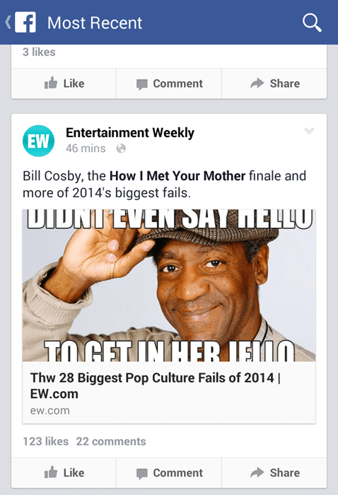 bill cosby,too soon,what,failbook