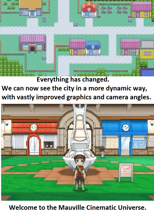 Pokémon mauville pokestar studios - 8401043200