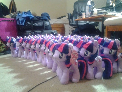Plush twilight sparkle - 8401606656