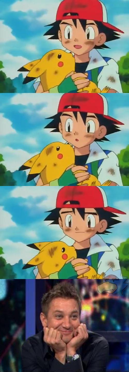 ash ketchum Pokémon anime pikachu - 8402097152