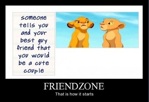 friendzone lion king funny - 8402106368