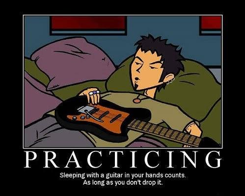 guitar daria practice funny - 8402106624