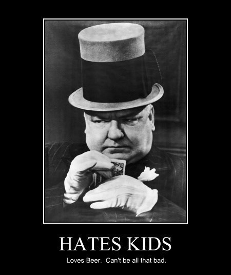 hate,beer,kids,funny