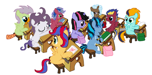 school,kids,twilight sparkle