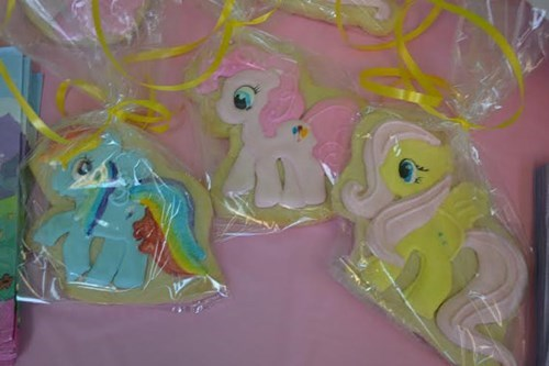 etsy pinkie pie fluttershy rainbow dash cookies - 8402120704