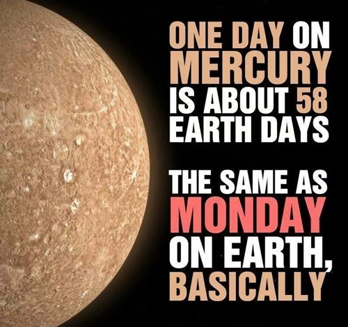 mercury Astronomy science funny - 8402545664