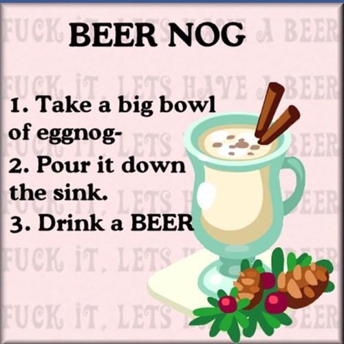 beer sink egg nog after 12 g rated