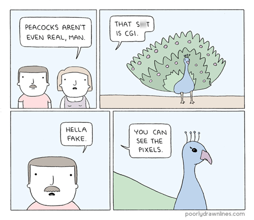 peacocks,web comics