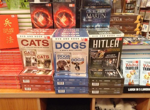 dogs pets store display Cats hitler - 8402732800