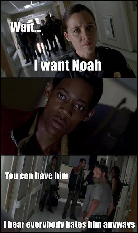 noah everybody hates chris claimed slabtown The Walking Dead - 8402919424