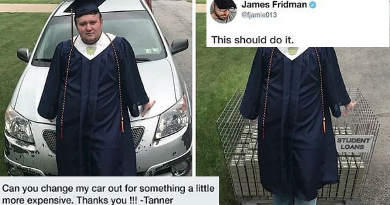 James Fridman photoshop trolling