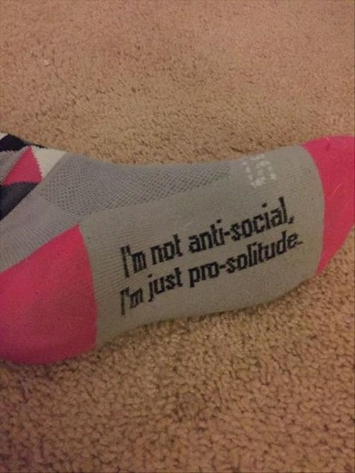 antisocial poorly dressed socks g rated - 8403271680