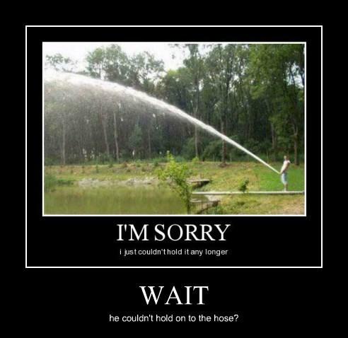 pee,no no tubes,funny,hose
