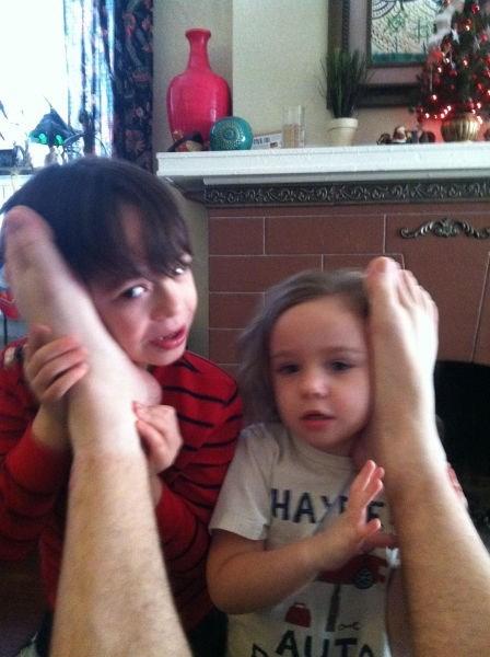 kids,feet,parenting