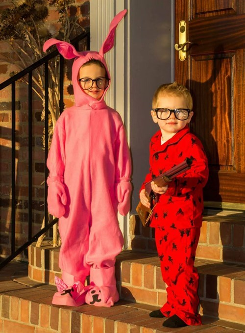 costume christmas kids parenting A Christmas Story g rated - 8403448064
