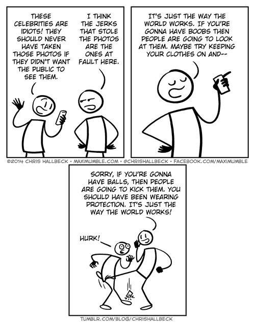 feminism nut shot web comics - 8403489536