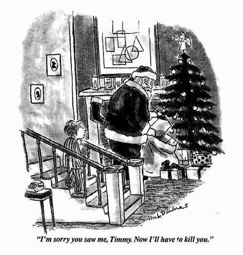 christmas sad but true santa claus web comics - 8404114176
