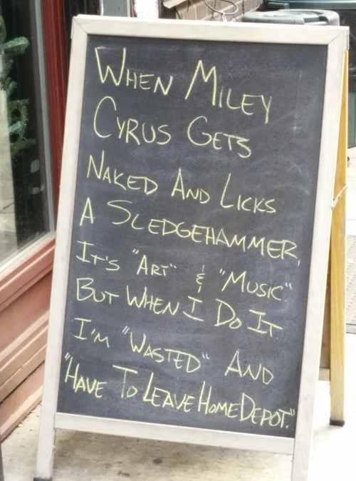 miley cyrus,double standards