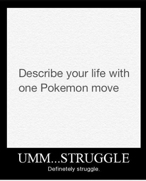 funny Pokémon wtf struggle - 8404361984