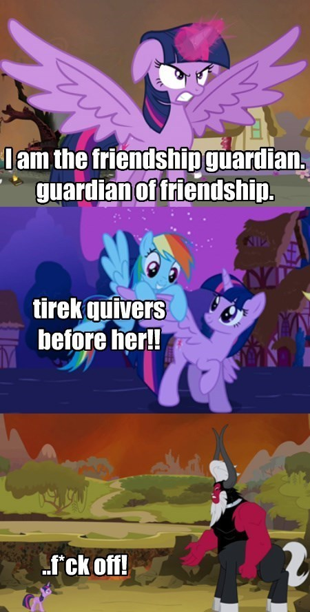 friendship tirek ponify - 8404438272