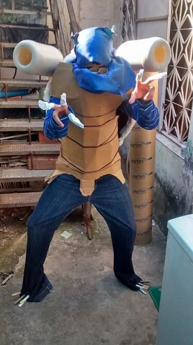 cosplay,blastoise,youre-doing-it-wrong