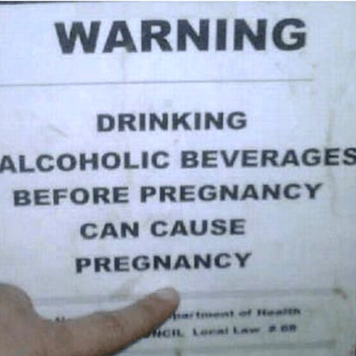 warning drinking sign alcohol funny after 12 - 8404492800