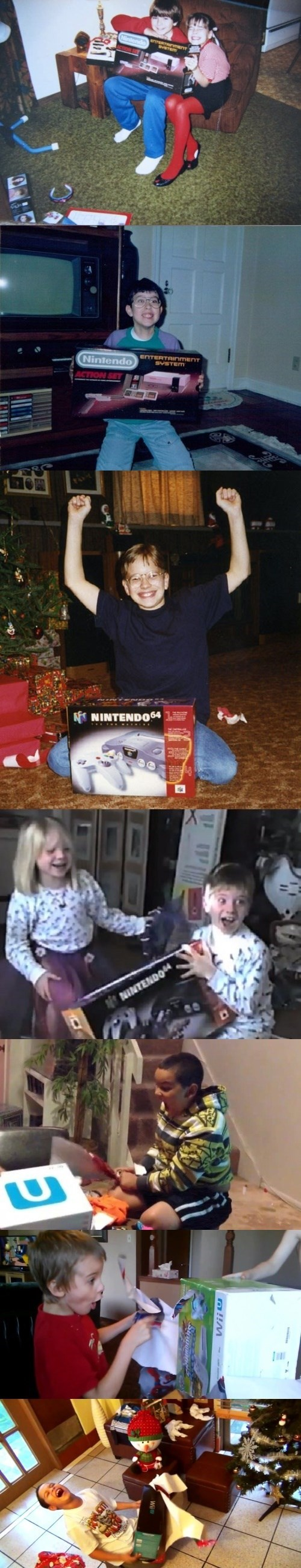 christmas,presents,gaming,wii U,nintendo