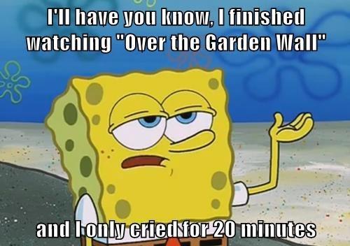 feels over the garden wall - 8404728064