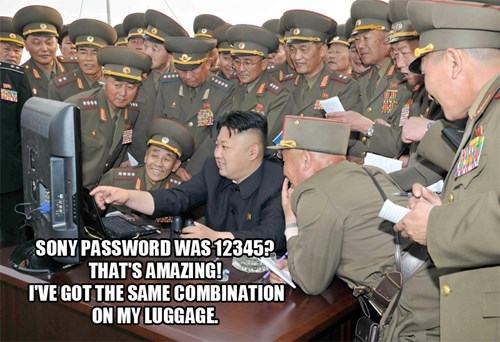 kim jong-un Sony North Korea spaceballs the interview - 8405083392