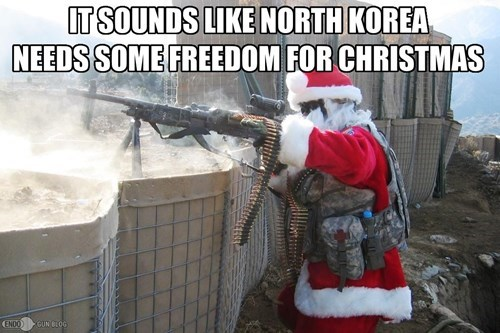 christmas kim jong-un North Korea - 8405148416