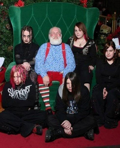 christmas slipknot santa claus - 8405267456
