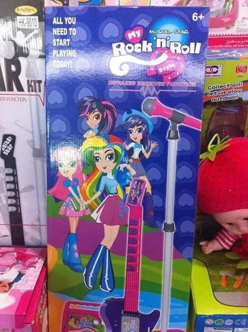 equestria girls rainbow rocks knockoff - 8405349376