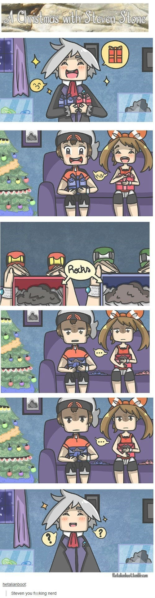 steven stone web comics christmas - 8405791488