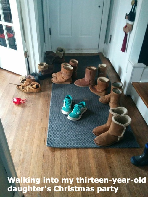 poorly dressed uggs parenting trends